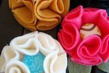 DIY/ Bricoles et Crafts / Des tutos et des idées pour tout fabriquer soit même toutes les petites déco de la maison !