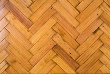 Parquet Floor Cloth Project / by christylea
