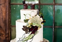 Wedding Cake / by Jenny Brewer