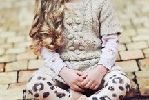 {Glam} Mini Fashionista / #childrenswear #kids #fashion #girls / by Glamamom