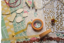 Pocket Full of Posies and Roly Poly (April 2013 kits)