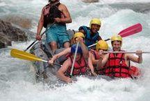 Sports d'eau vive / Water sports / White water