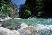 La rivière Ubaye / Ubaye river