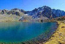 Parc National du Mercantour / Mercantour National Park / Un mélange complexe d'influences méditerranéennes et alpines contribue à l'originalité et à la variété des paysages, des milieux naturels, de la faune et de la flore ! Le massif du Mercantour est le dernier promontoire de l'arc alpin, juste avant qu'il ne plonge dans la mer Méditerranée.