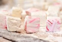 Marshmallow Inspiration / Now that you've got your basic marshmallow-making skills down, check out these gourmet marshmallows from around the web that inspired us, awed us, and left us dying to try them.