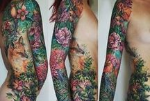 THOSE TATS / by Laura Strunk