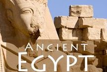Ancient History: Egypt / Resources for studying ancient Egypt / by Wendy Ross