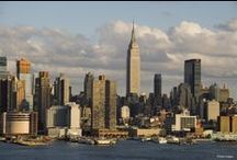 City Skylines / City Skylines From Around the World. / by Rosetta Stone