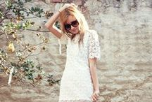 Spring + Summer Style / Summertime fashion