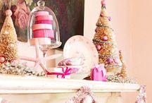 {Glam} Christmas / #christmas #christmasdecor #christmasrecipes #christmasideas