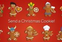 Christmas Cookie Greetings / Feliz Navidad! We have a special treat for our fans: Christmas cookie greetings in one of 10 different languages! / by Rosetta Stone