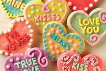 Baking for Valentine's / Show the love...Fun baking ideas for your favorite people