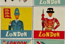 I Dream of London / by Katie King