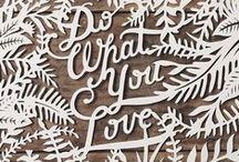 Typography & Design Nerd / by Isabella Cueto