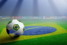 World Cup / The 2014 FIFA World Cup will take place in Brazil from 12 June to 13 July 2014. Check back here for fun and facts around the tournament and its host country, Brazil. / by Rosetta Stone