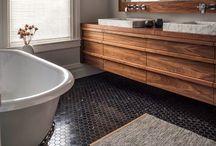 {Glam} Bathrooms / Bathrooms