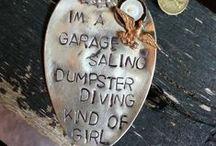 Dumpster Diving!