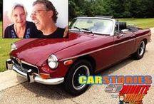 BEST CAR STORIES / 30-Second stories from cool people. Watch! http://www.youtube.com/fireballtim