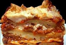 Loving Lasagna / Make it yours and bake it at home!
