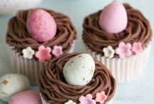 Easter treats! / Yummy things to make for Easter and other Springtime get-togethers!