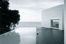 exterior / villas, homes, residences, focusing on the exteriors and facades