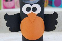 DIY / DIY ideas, DIY ideas with kids, selfmade, handmade crafts, creative