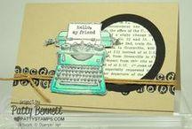 I Love Paper / by Debbie Ross