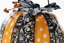 fall / Halloween / Thanksgiving ideas / by Jeni Lilley