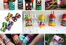 Craft Ideas / by Elizabeth Corrales