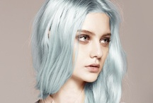 All Things Hair ... / A collection of Ideas, Tips and Tricks for Gorgeous Hair ... Everyday ♥ / by Marina Brokorenko