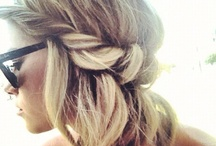 Beautiful Hair / by Amy Varn