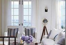 Inspirational Interiors / by Kathryn Bouchard Senkow
