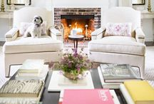 Living Room / by Claire Herr
