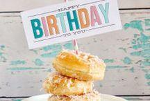 Birthdays / by LinZee