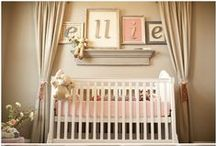 { nurseries } / by The Mommy and Wife Life