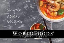 Fusion Dishes & Ideas / A fusion of flavours - inventive dishes or concepts that we've made or spotted / by WORLDFOODS