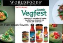 WORLDFOODS Out & About / by WORLDFOODS