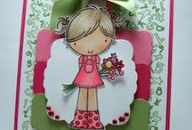 Lil Molly's Flowers / by AnnaBelle Stamps