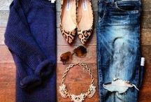 My Style / The clothes & styles I covet. / by Christine O'Reilly Di Cola