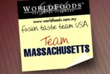 Team Massachusetts / These are the reviews of the Massachusetts team as part of our US Fusion Taste Team! The more comments, repins and likes you give Massachusetts, the more chance they have of winning our contest. Join us on Facebook as WORLDFOODS Fusion of Flavours to see more and for your chance to win sauces!