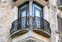 Balconies / by Terry Schartz