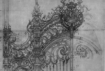 Architecture: Drafts / by Terry Schartz