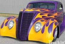 Cars: Vintage & Customs / by Terry Schartz
