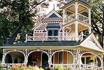 Architecture: Victorian / by Terry Schartz