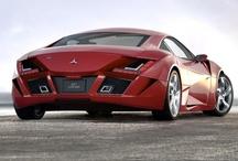 Cars: Concept / by Terry Schartz