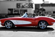 Cars: American Muscle / by Terry Schartz