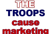 Veterans Day / #BizThxVets This pinboard features cause marketing campaigns for Veterans Day, Sunday, November 11, 2012.