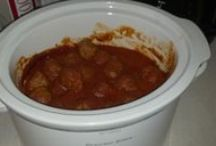 Food Crock pot