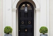 Doors / by Kathryn Bouchard Senkow