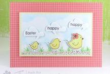 Easter Chickadee